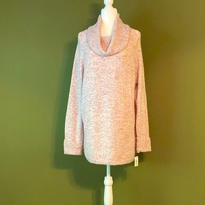 Style & Co Tunic Cowl Neck XXL Sweater  NWT